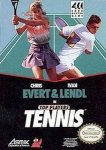 Evert & Lendl Top Players Tennis